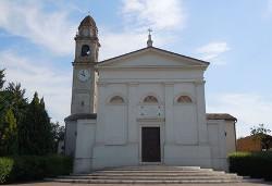 Mosio, chiesa parrocchiale, 1584.
