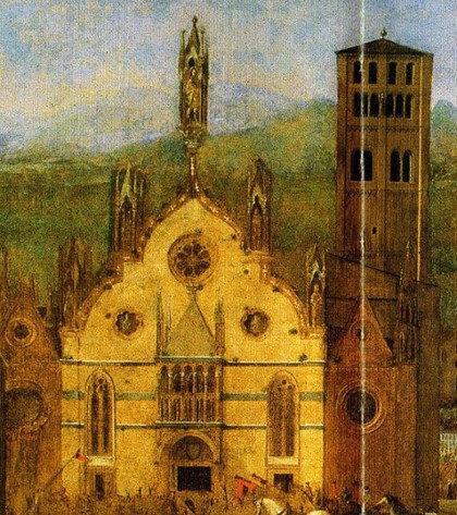 domenico_morone_la_cacciata_dei_bonacolsi_da_mantova_facciata_gotica_del_duomo_particolare