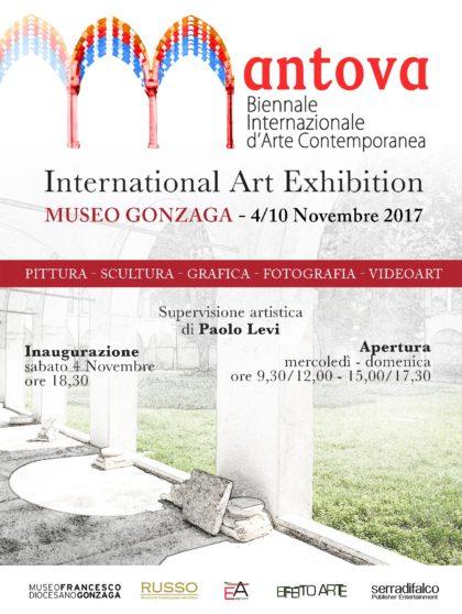 Mantova – Biennale Internazionale d'Arte Contemporanea