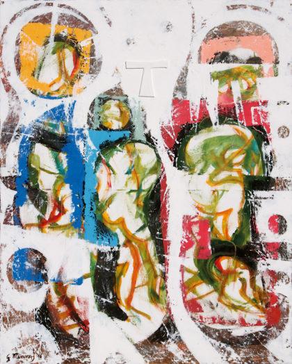 Tau/Tau opere di Giuseppe Menozzi