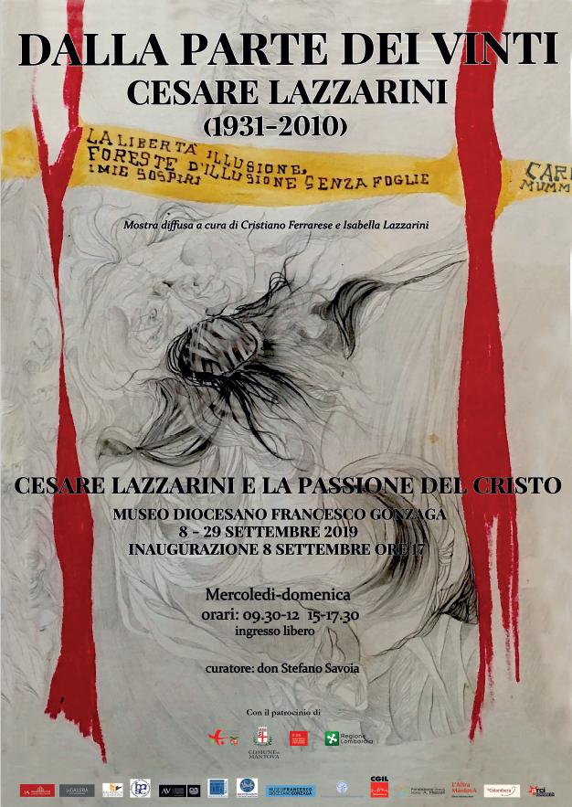 Cesare Lazzarini e la Passione del Cristo